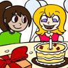 Happy Birthday Coloring