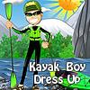 Kayak Boy Dress Up