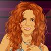 Shakira Dressup