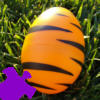 Tiger Egg Jigsaw