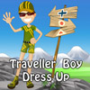 Traveller Boy dress up